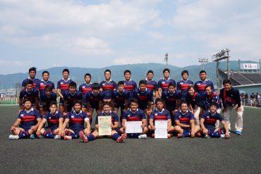 第71回 大阪高等学校総合体育大会ラグビーフットボールの部