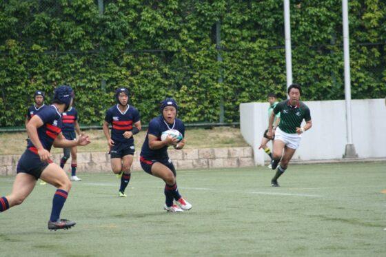 第72回大阪高等学校総合体育大会ラグビーフットボールの部